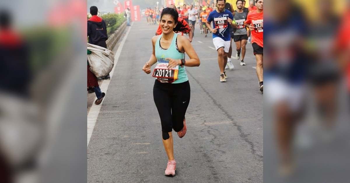 The ABCD of Running - www.wellthyfit.com, Tanya Agarwal